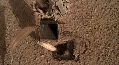Leállt az InSight űrszonda robotvakondja a Marson