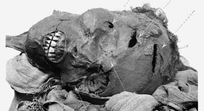 Brutálisan kivégezték a bátor fáraót