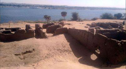 Ősi templomra bukkantak Egyiptomban