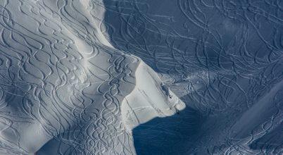 A nap képe: Absztrakt hó