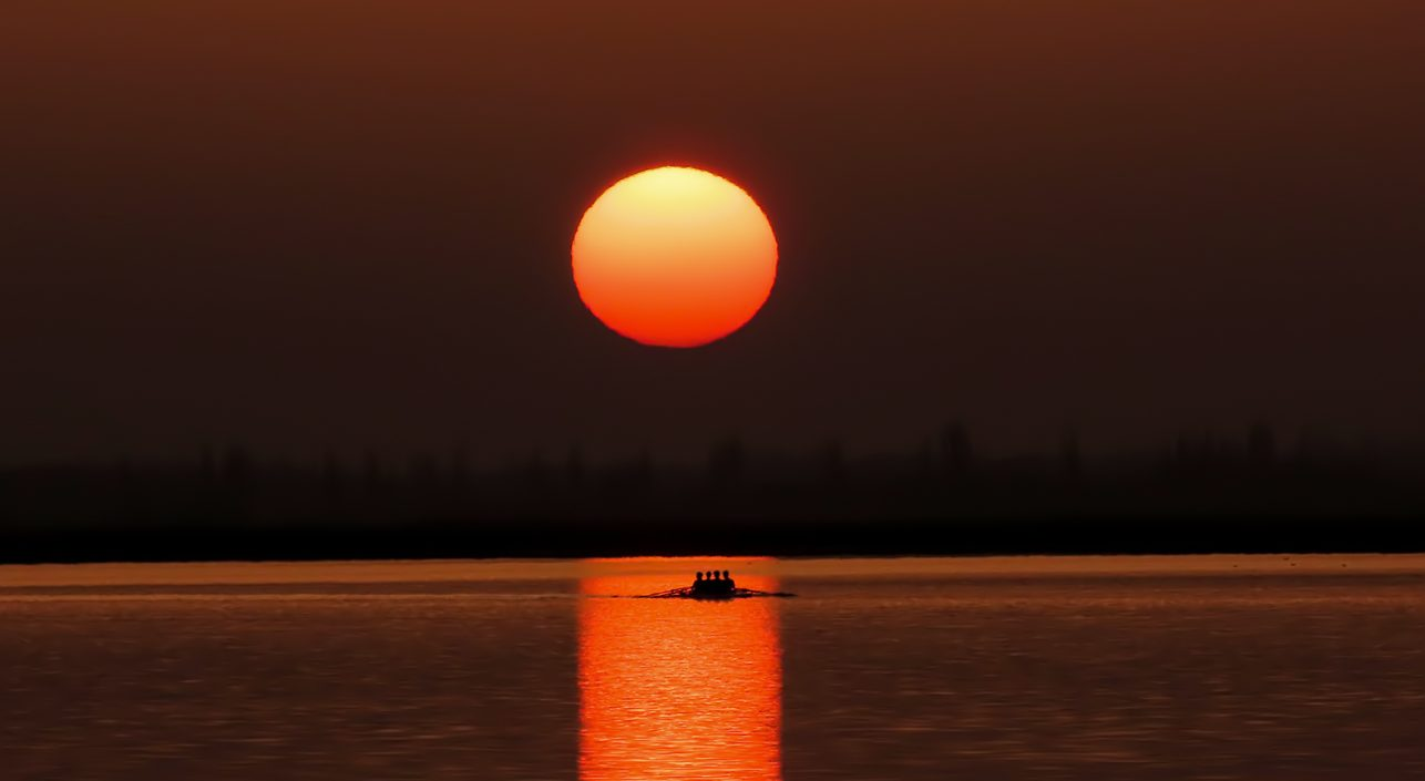A nap képe: Aranyhídon