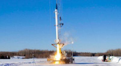 Bioüzemanyaggal működő rakétát bocsátottak fel