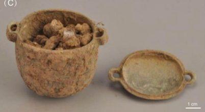 Ókori arckrémet találtak Kínában