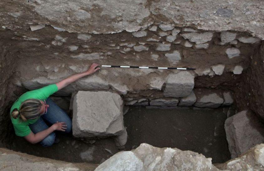 Az egyik legkorábbi mecset maradványai kerültek elő