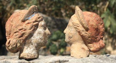 Kincset érő ókori szeméttelepet találtak
