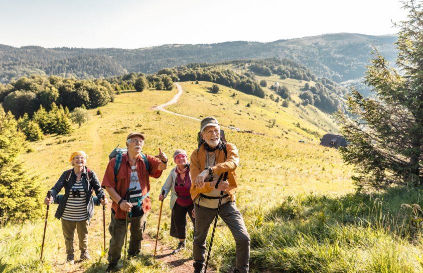 Az aktív és egészséges időskorért!
