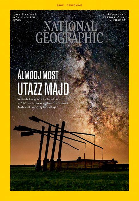 National Geographic Magazin - 2021. február
