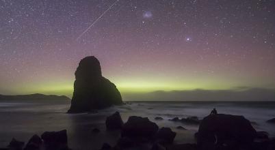 Lenyűgöző égi táncokat láthattak Tasmania első lakói