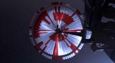 Megfejtették a Perseverance ejtőernyőjébe rejtett kódot