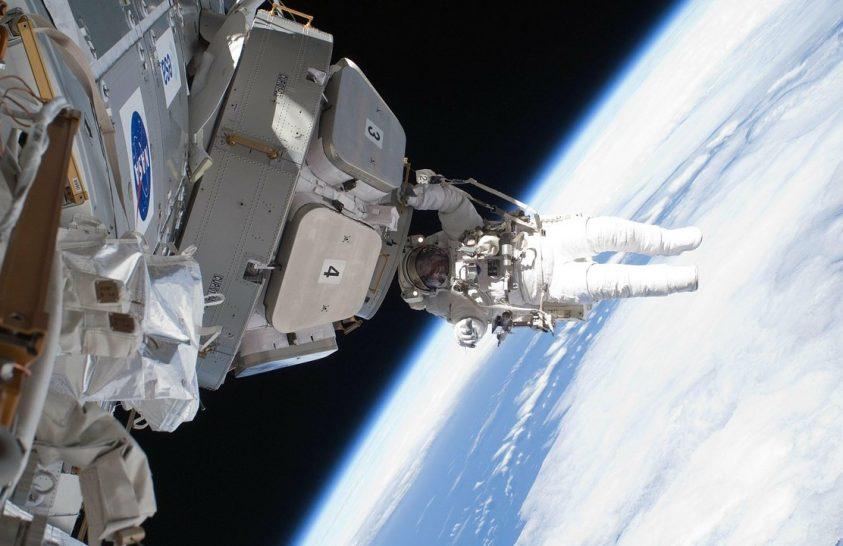 Négy éve tartó munka ért véget a Nemzetközi Űrállomáson