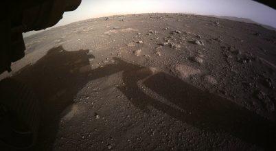 Érkeznek a fényképek és újabb hírek a Marsról