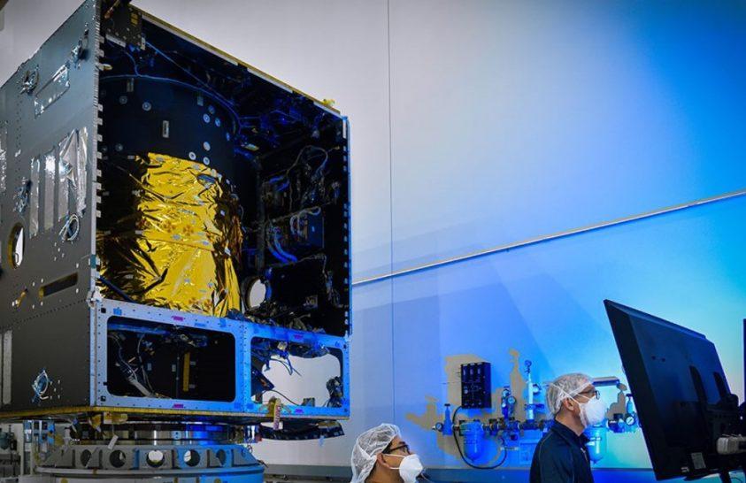 A járvány ellenére jól halad a NASA aszteroidavadász szondájának fejlesztése