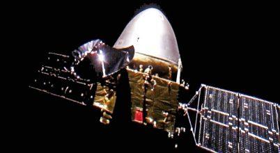 Sikeresen pályára állt a kínai Mars-szonda is
