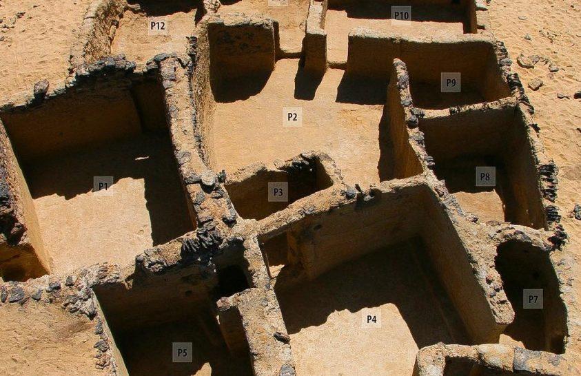 Ősi templomokat találtak Egyiptomban