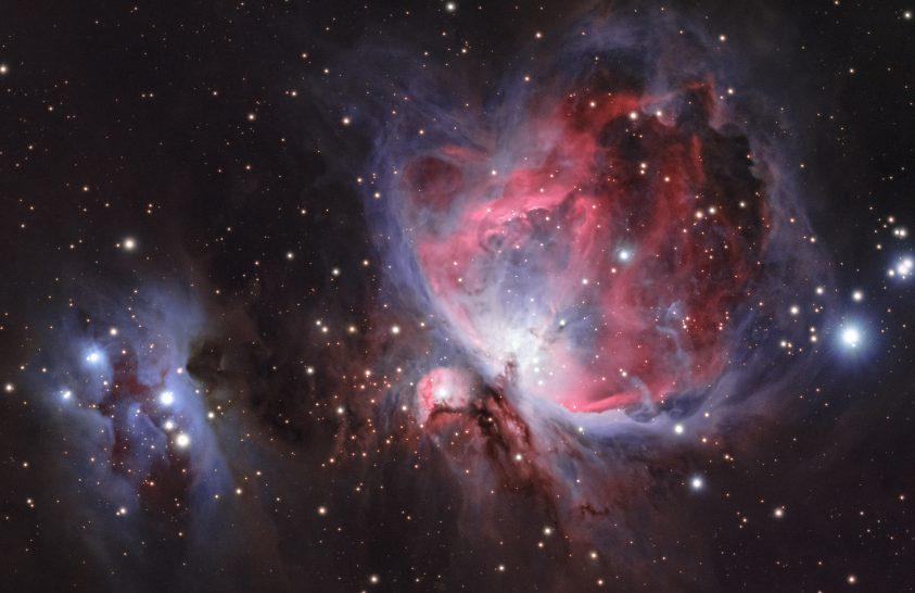 A nap képe: Az Orion-köd