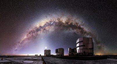 Elindult Európa legnagyobb csillagászati hálózata