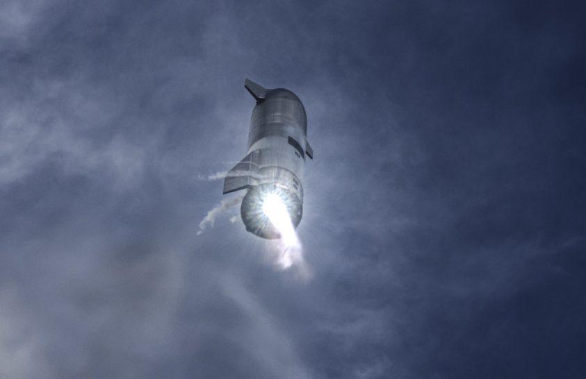 Ismét megsemmisült a SpaceX űrhajójának prototípusa