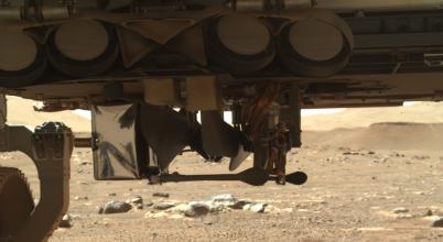 A Wright fivérek első repülőjének egy darabja is eljutott a Marsra