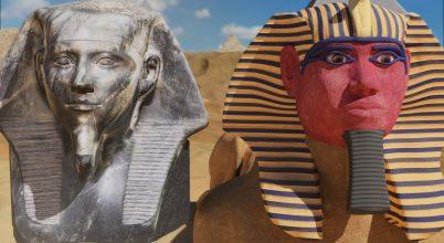 Egyiptom elveszett kincsei – sorozat a NatGeo tévén