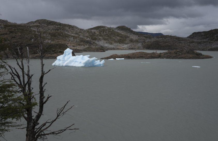 A patagóniai gleccsertavak áradásának változásai