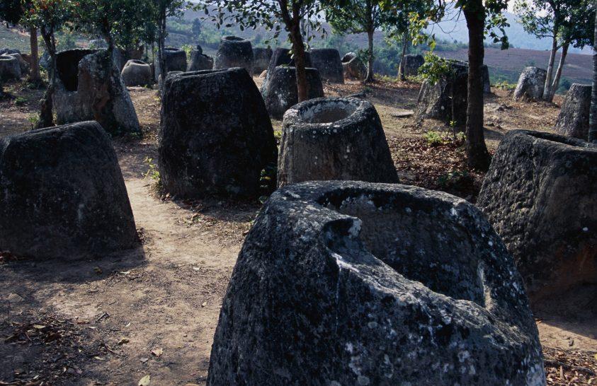 A vártnál ősibb lehet Laosz különleges lelőhelye