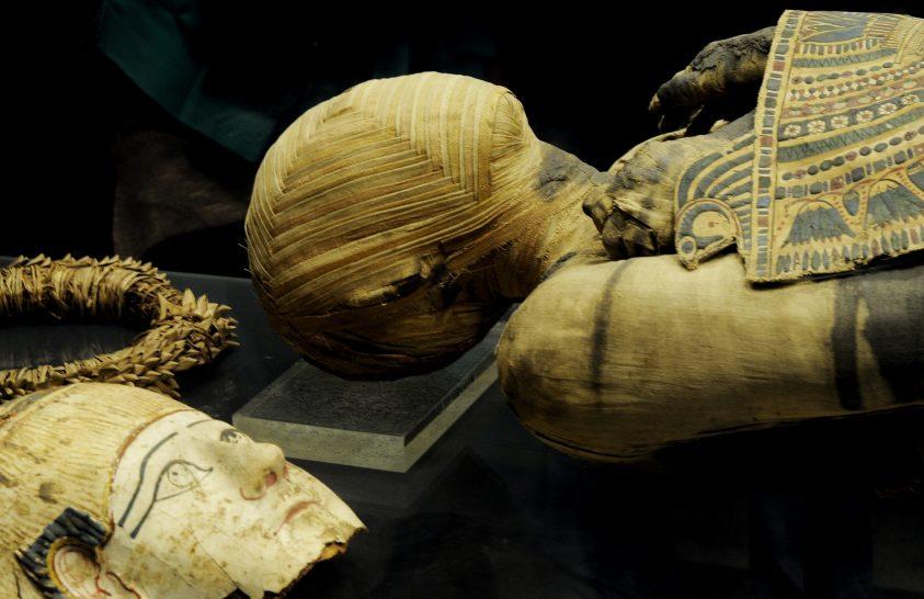 Megtalálták az egyiptomi balzsamozás ókori kézikönyvét