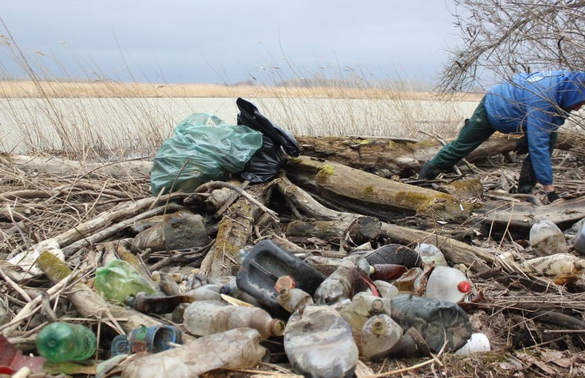 Több tonnányi hasznosult a tiszai hulladékból