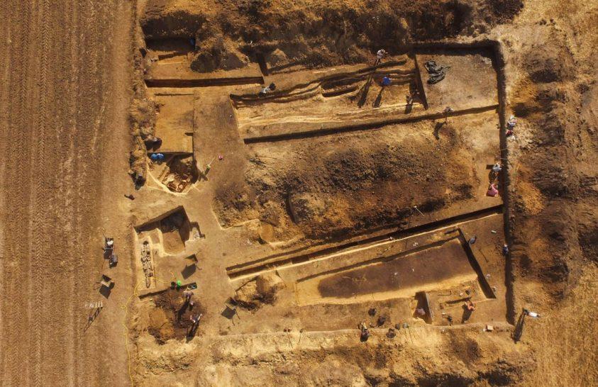 Hatalmas, ősi temetőre bukkantak Lengyelországban