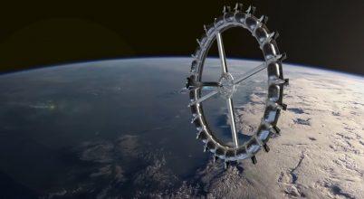 2027-ben nyílhat meg az első űrhotel
