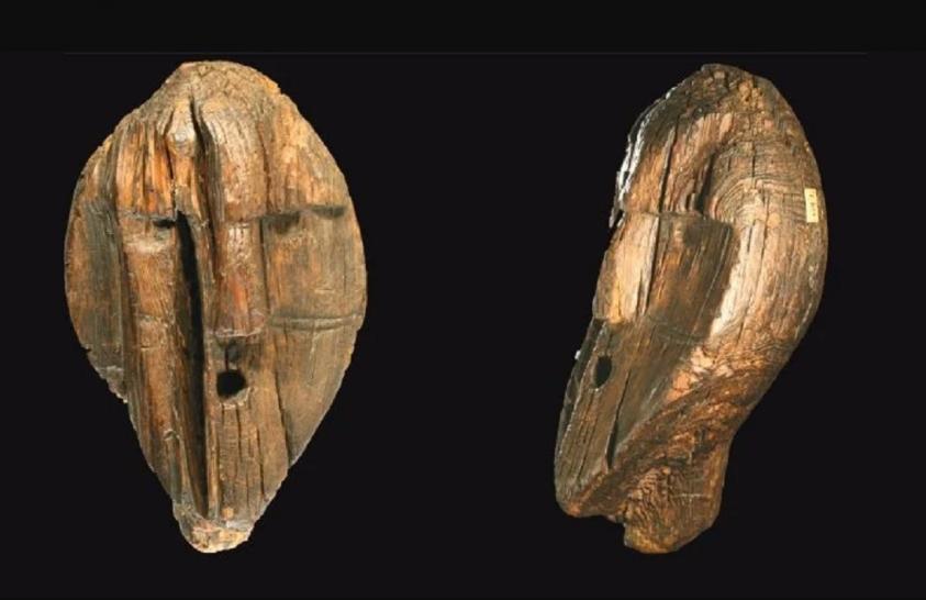 A vártnál is ősibb a legkorábbi ismert faszobor
