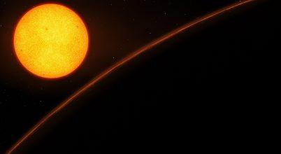 Ultragyorsan keringő szuperföldet találtak