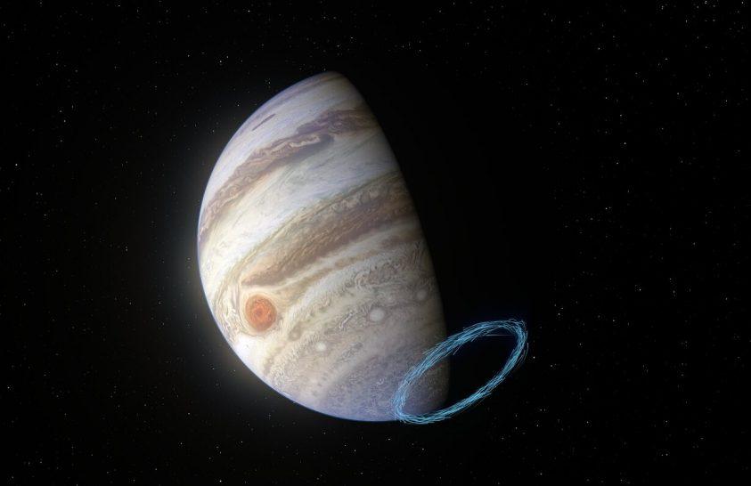 Meteorológiai szörnyetegeket találtak a Jupiteren