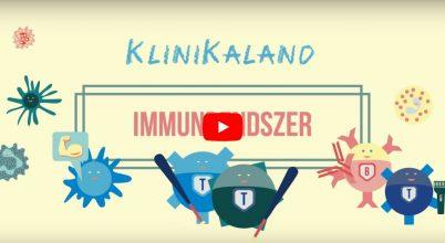Ismeretterjesztő kisfilmben mutatkozik be az immunrendszer