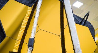 Újabb mérföldkőnél a James Webb űrtávcső