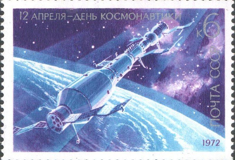 1971 óta működnek űrállomások