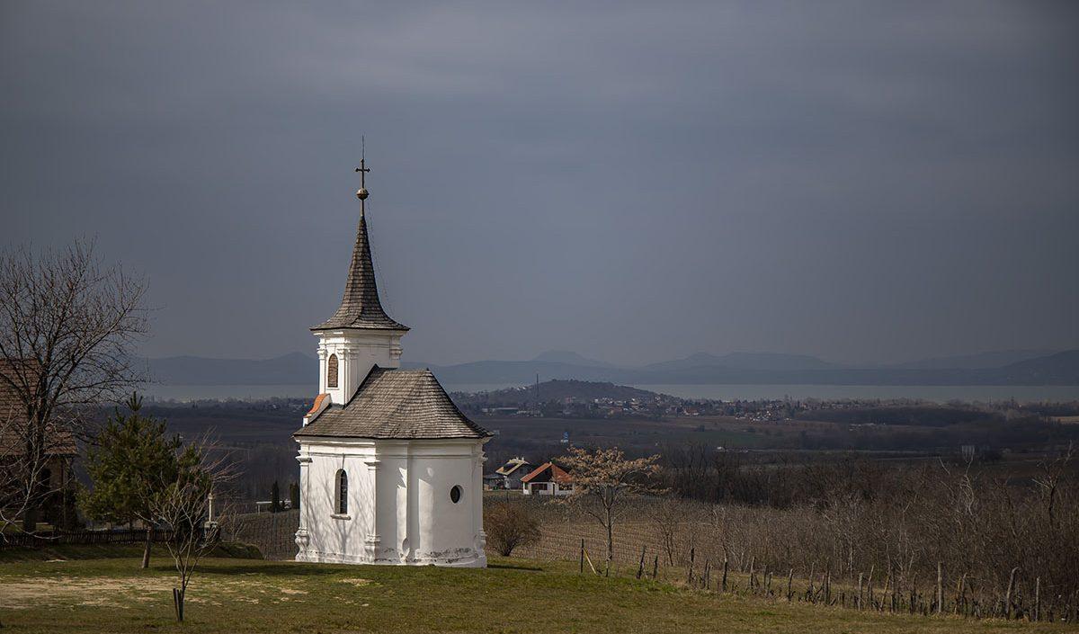 A nap képe: Szent Donát kápolna