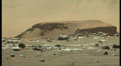 Elkészült a marsi Jezero-kráter első időjárás-jelentése