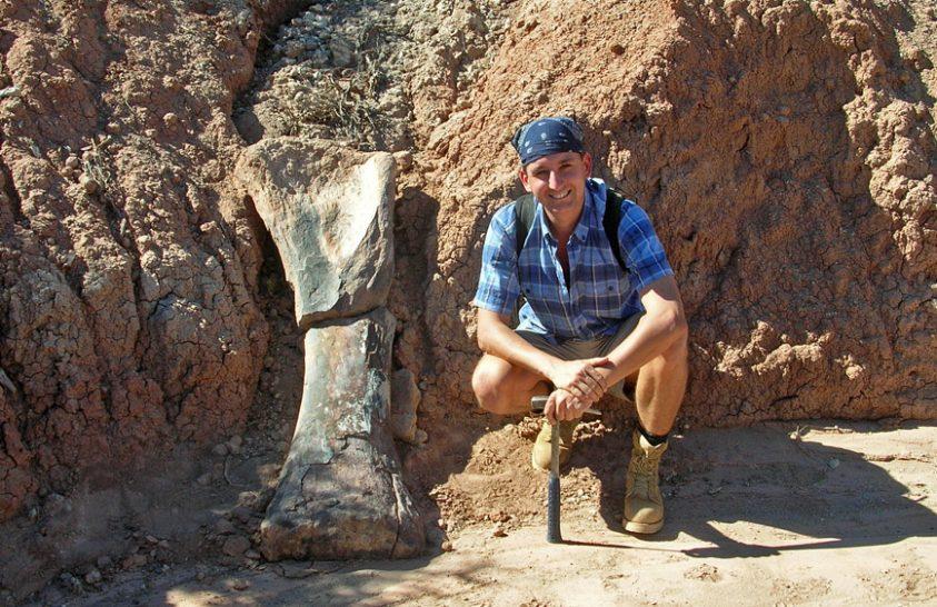 Dinoszauruszok nyomában Ősi Attilával