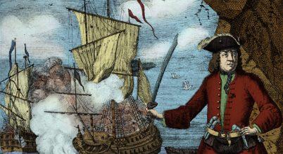 Megoldhatták a retteget kalózkapitány rejtélyét