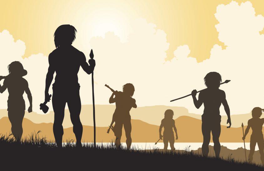 Hosszú időn át voltak csúcsragadozók az őseink