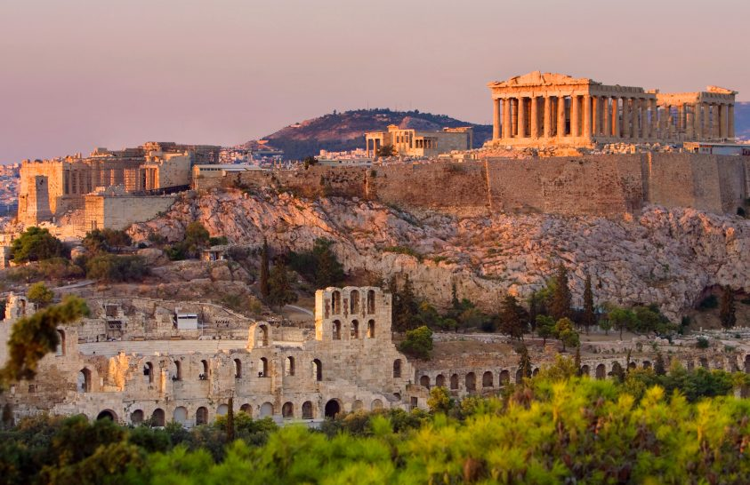 Régészek aggodalma az Akropolisz felújításával kapcsolatban