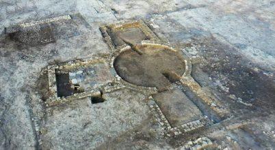 Vandálok rongáltak meg egy frissen felfedezett római kori villát