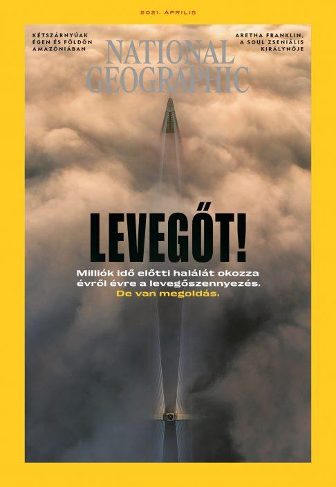 National Geographic Magazin - 2021. április