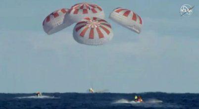 Egy nap késéssel térhet haza az ISS-ről négy űrhajós