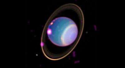 Először észleltünk röntgensugárzást az Uránuszon