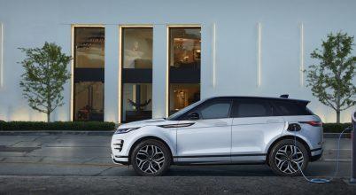 Range Rover Evoque: kifinomult terepjáró városlakóknak (X)