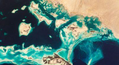 Korallzátonyok a Vörös-tengerben