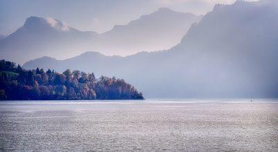 Elsüllyedt települést találtak a Luzerni-tóban