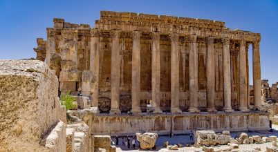 Virtuális túrán járható be Libanon ősi városa