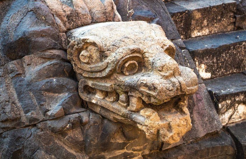 Megtalálták a maja Teotihuacan Fellegvárának másolatát